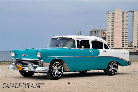 Renta De Coches Alquiler De Autos Clasicos Viaje Por Cuba